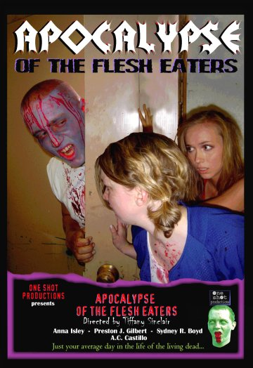 Apocalypse of the Flesh Eaters on DVD